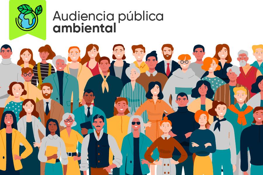 Audiencias públicas ambientales