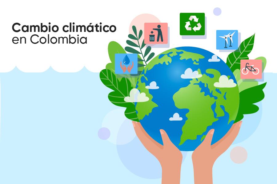 Cambio climático en Colombia