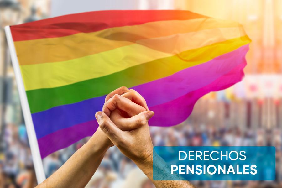 Derechos pensionales para homosexuales