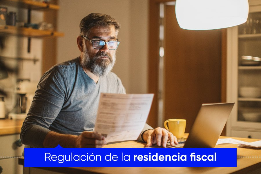 Residencia fiscal