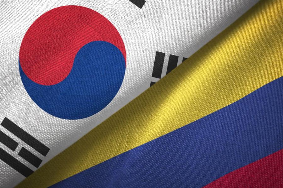 El TLC de Colombia con Corea del Sur