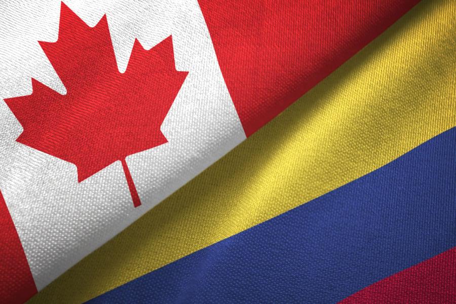 Primera década del TLC Colombia Canadá